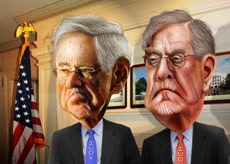 Encouraged By The Koch Brothers More Republicans Support Legalizing