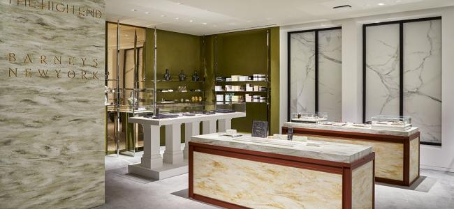 'The High End' at Barneys Beverly Hills brings luxury cannabis to a new level