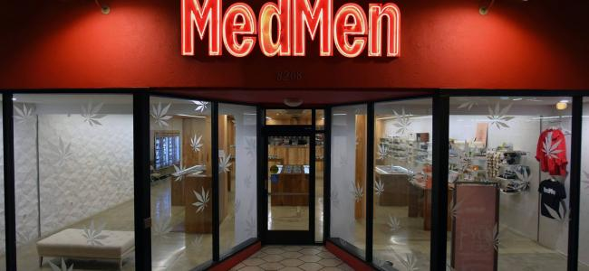 MedMen has been a stinking cannabis stock