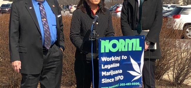 Presidential hopeful Tulsi Gabbard is the latest 2020 contender to introduce legislation to legalize cannabis