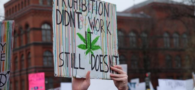 Nationwide poll shows high levels of support for legalization
