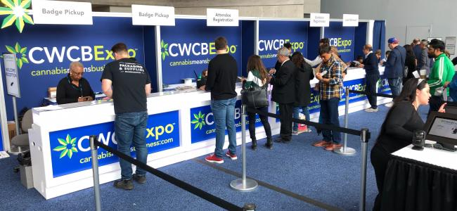 VIDEO: Cannabis industry flocks to New York for the Cannabis World Congress and Expo