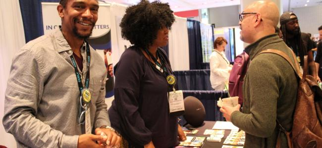 Minorities for Medical Marijuana's CEO and Founder Roz McCarthy spoke to the skepticism people of color have towards the cannabis industry at the CWCBExpo in New York City
