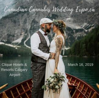 Canadian Cannabis Wedding Expo