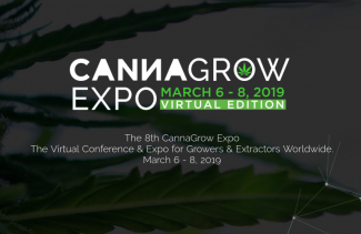 8th CannaGrow Expo - Virtual Edition