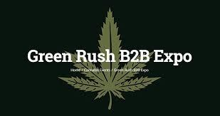 Green Rush B2B Expo Cannabis Expo