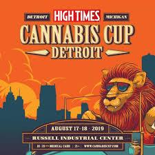 High Times Cannabis Cup Detroit 2019